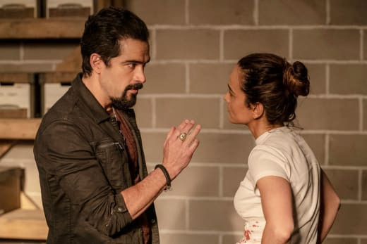 Things Get Heated - Queen of the South