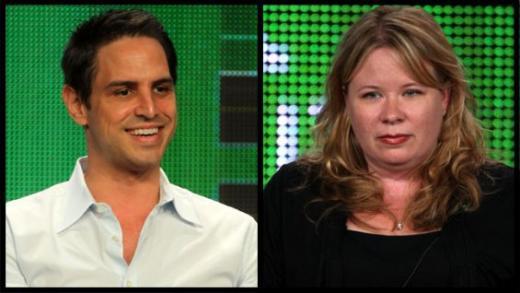 Julie Plec and Greg Berlanti