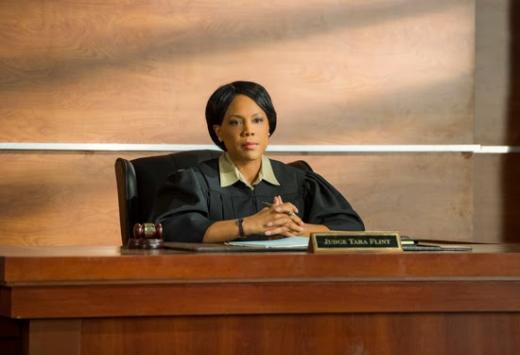 Judge on Diva