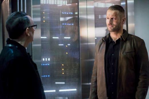 The Villains - Arrow Season 6 Episode 12