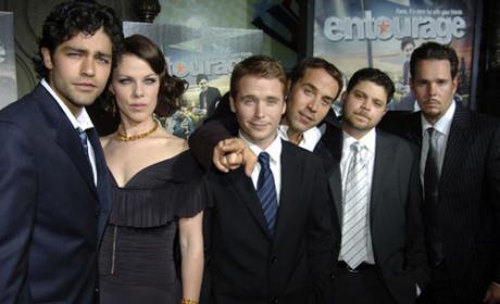 The Entourage Cast