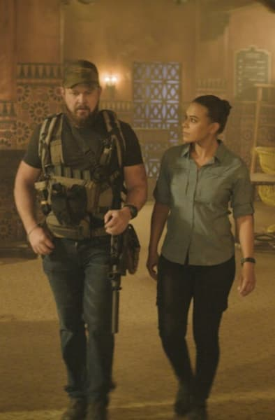 News From Home - SEAL Team Season 4 Episode 8
