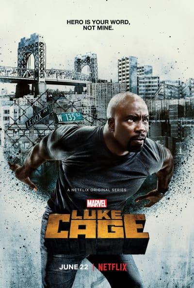 Luke Cage Poster 2