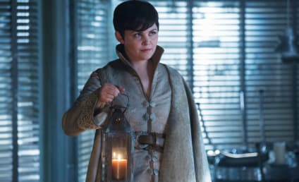 Once Upon a Time Photo Preview: The Heart of Darkness