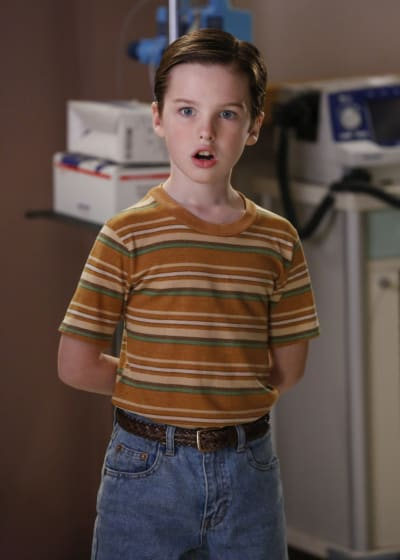 Getting To the Hospital - Young Sheldon