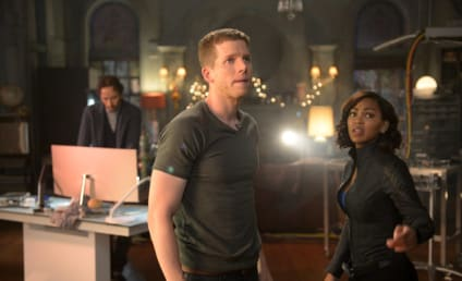 Minority Report Season 1 Episode 3 Review: Hawk-Eye