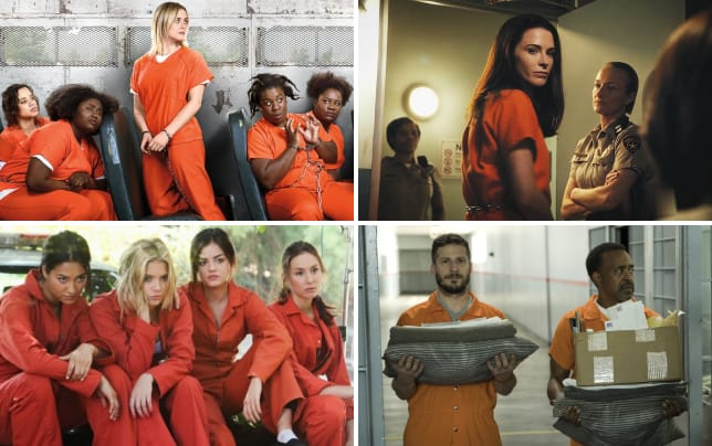 The ladies of litchfield oitnb