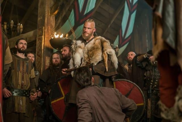 Bjorn vikings season 4 episode 17