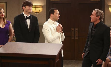 The Prenuptial Agreement - Two and a Half Men Season 12 Episode 2