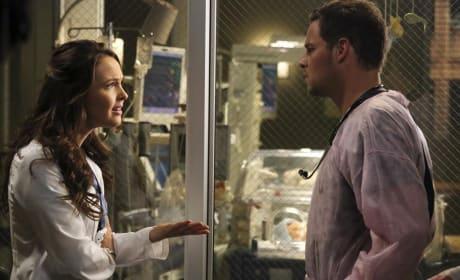 Alex and Jo Talk