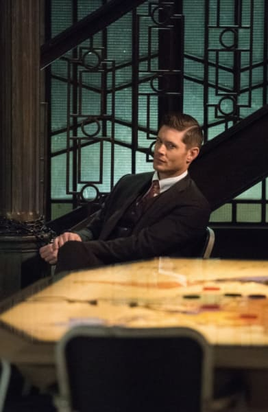 Strike a Pose - Supernatural Season 14 Episode 10
