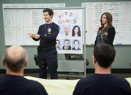 Watch Brooklyn Nine-Nine Season 2 Episode 3 Online
