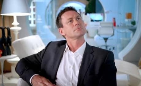 Connor Cures Wilhelmina's Headache