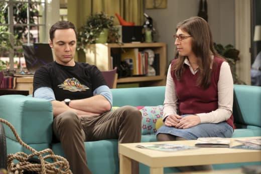 Sheldon and Amy Have a Serious Talk - The Big Bang Theory Season 10 Episode 22
