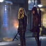 Protecting the Streets - Arrow Season 3 Episode 12