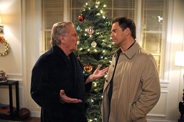 Tony's Christmas Visitor