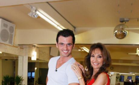 Susan Lucci, Tony Dovolani