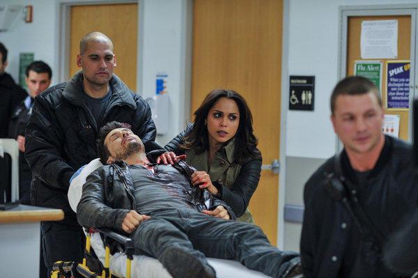 Dawson & Antonio Find Trouble