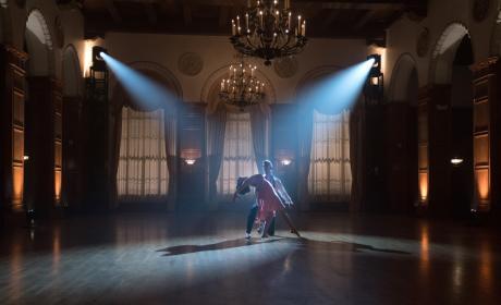 Rebecca and Nathaniel Dance - Crazy Ex-Girlfriend Season 2 Episode 11