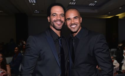 "Shemar Moore Mourns Kristoff St. John: ""I Lost My Brother Yesterday"""