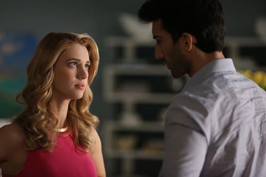 Petra Worries About Rafael - Jane the Virgin
