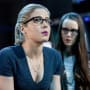 Felicity Is Shocked - Arrow
