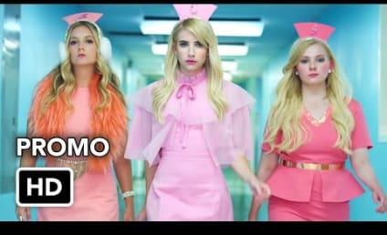 Scream Queens Season 2 Promo: The Chanels are Back!