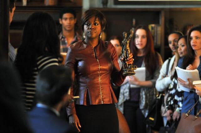 How to Get Away with Murder - ABC (Best Law School)