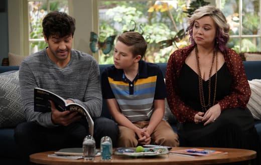 Kristin Ryan Boyd - Last Man Standing Season 7 Episode 6