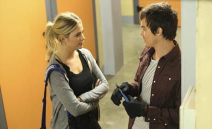 Pretty Little Liars Season 5 Episode 17 Review: The Bin of Sin