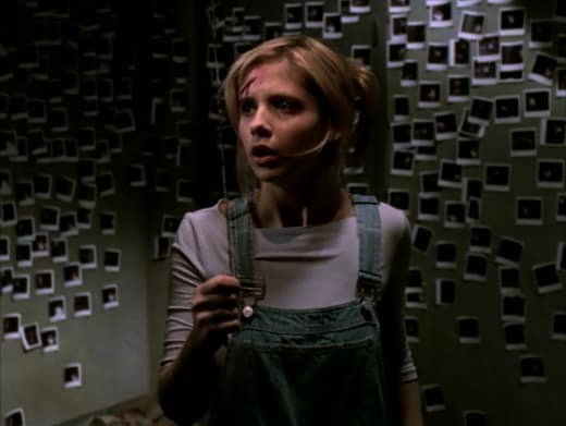 Polaroids - Buffy the Vampire Slayer Season 3 Episode 12