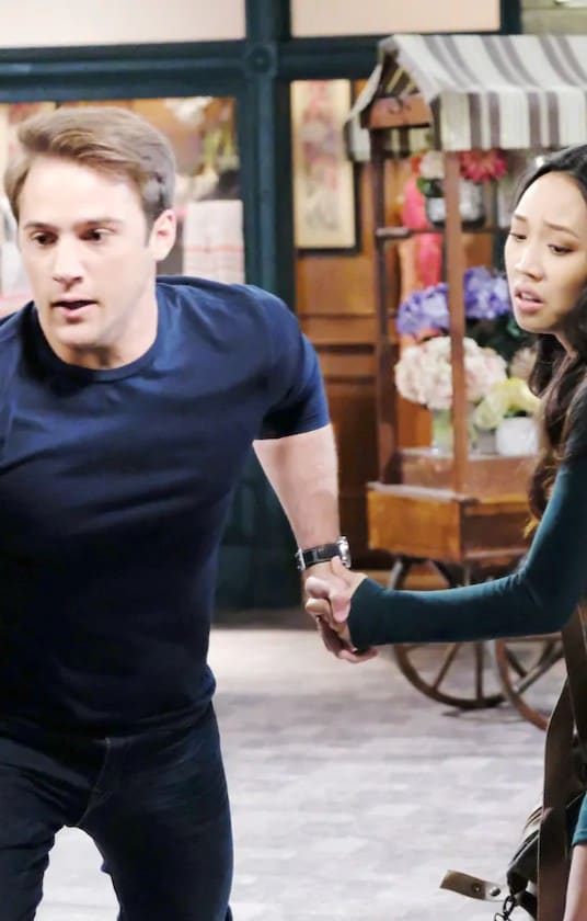 On the Run - Days of Our Lives