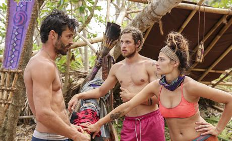 A Budding Romance - Survivor