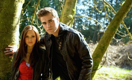 The Vampire Diaries Promotional Pictures