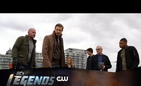 DC's Legends of Tomorrow Season 2 First Look: New Faces, Same Asskicking