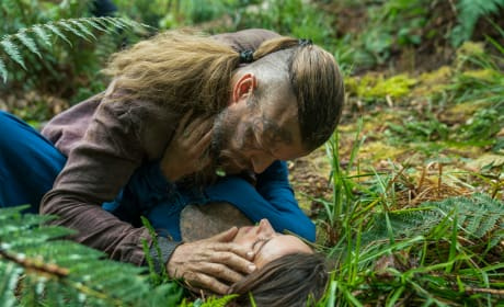 Astrid and Harald - Vikings Season 5 Episode 6
