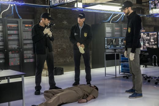 The Newest Agent - NCIS: New Orleans Season 3 Episode 13