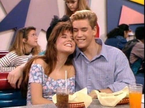 Zack and Kelly, Saved by the Bell