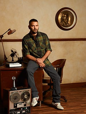 Guillermo Diaz as Huck