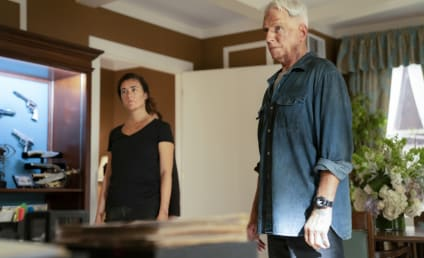 NCIS Season Premiere Photos: Should We Be Worried About Ziva?