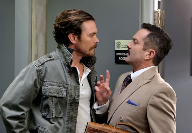 Riggs Confronts Leo - Lethal Weapon Season 2 Episode 19