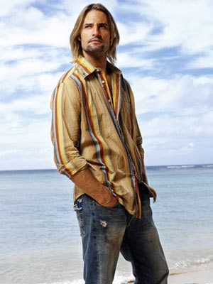 Josh Holloway as Sawyer