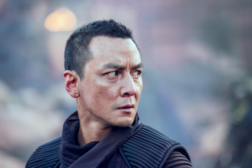 Sunny Has a Problem - Into the Badlands Season 2 Episode 5