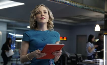 "Geneva Carr is ""So Flipping Happy"" About Bull Season 2!"