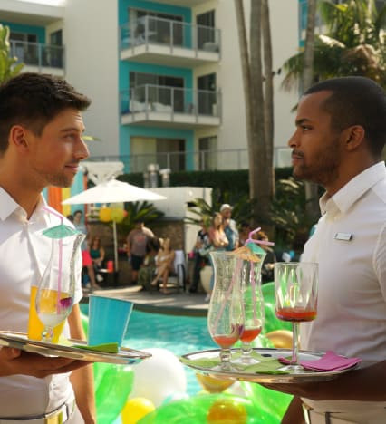 Meeting of the Minds - Grand Hotel Season 1 Episode 7
