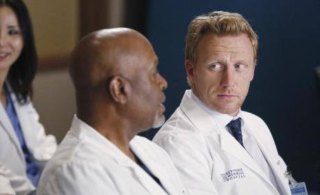 Really, Richard? - Grey's Anatomy Season 11 Episode 13