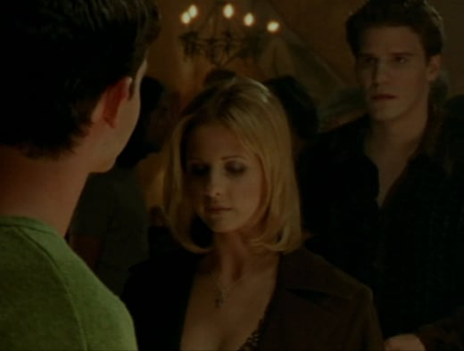 Love Triangle - Buffy the Vampire Slayer Season 2 Episode 7