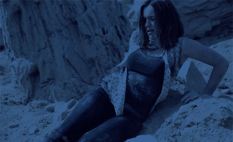 Simmons in Survival Mode - Agents of S.H.I.E.L.D.