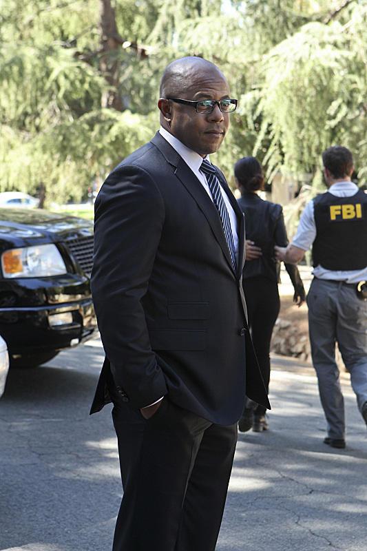 FBI Agent Abbott