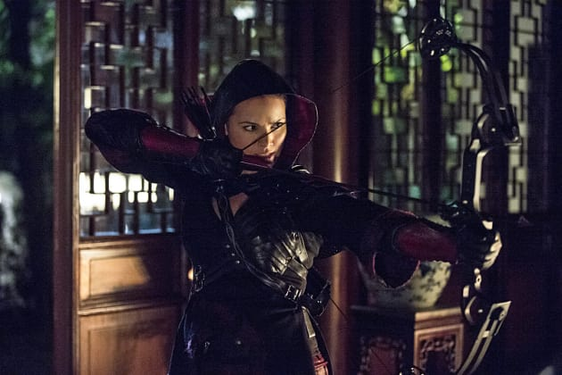 Ready to Strike - Arrow Season 3 Episode 4